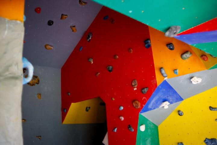 Boulderhalle Tauernruh