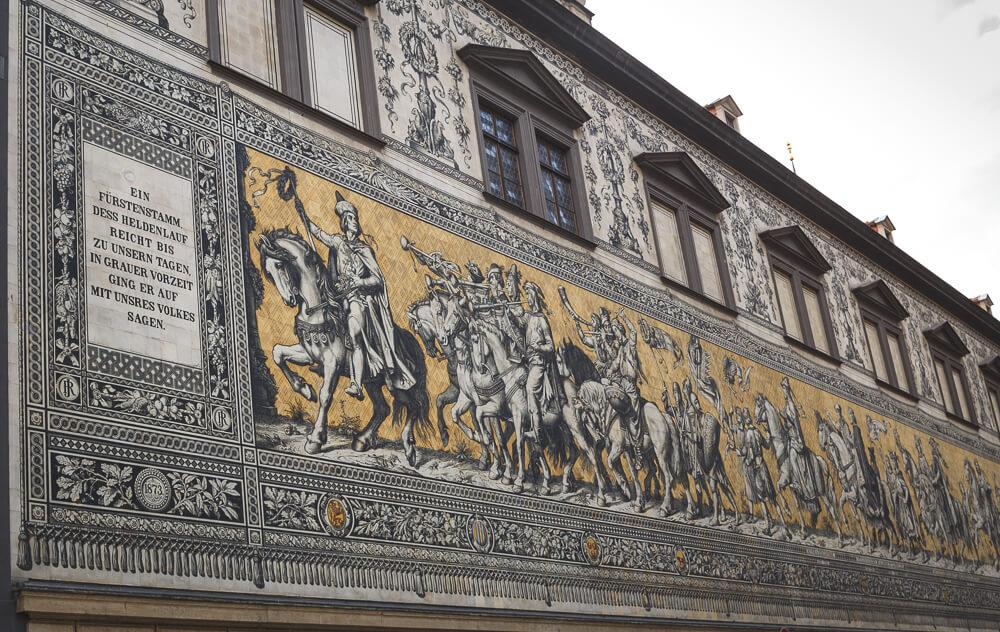 Zwischenstopp in Dresden