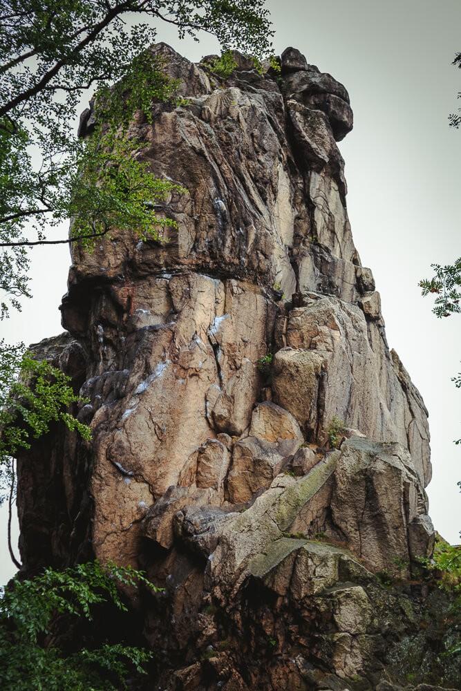 Großer Felsen