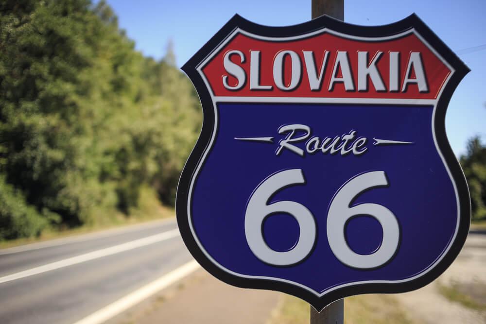 Slovakia Route 66
