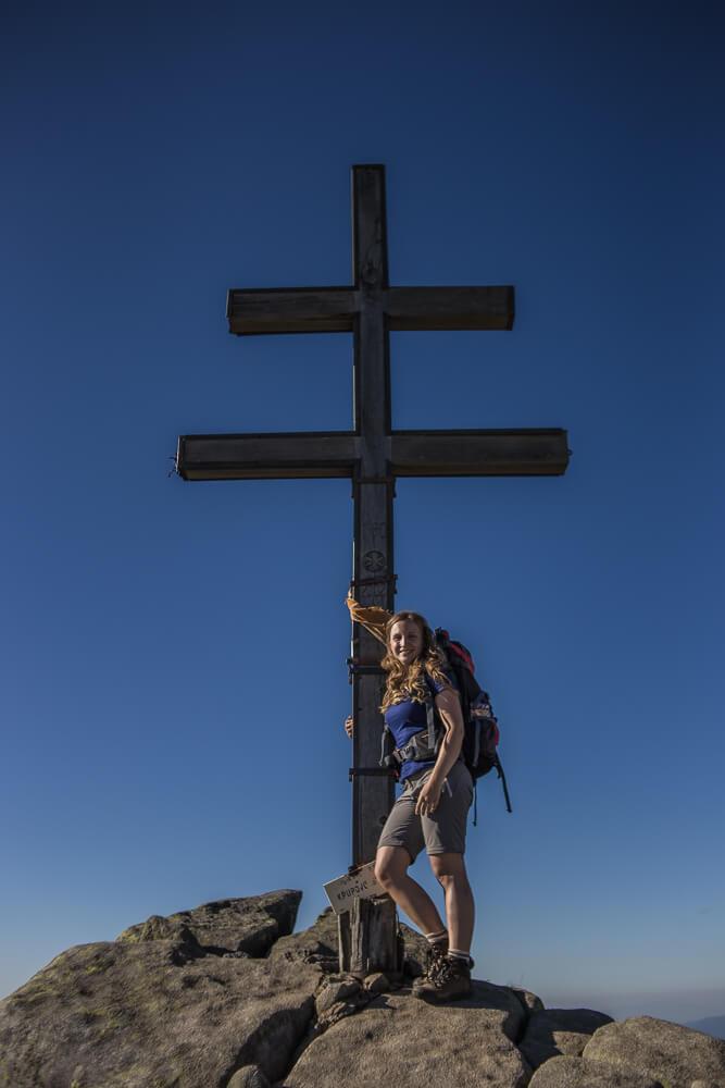 Gipfelkreuz Dumbier