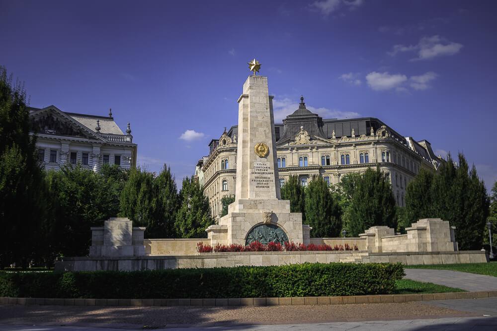 Denkmal Budapest