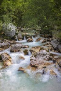 Wasserfall Soca
