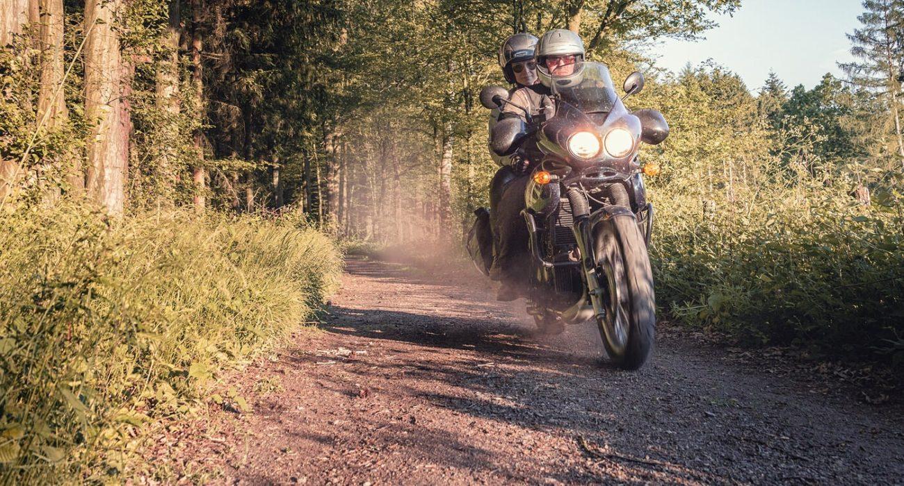 Riding 2Up Around the World