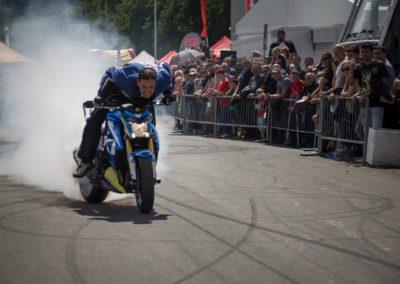 Horst Hoffmann auf Suzuki GSX 1000