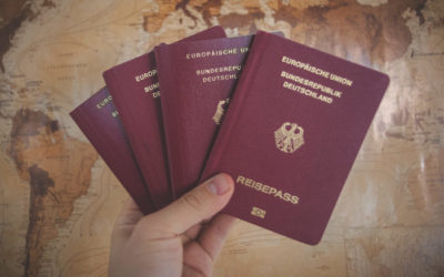 Why we're on the road with four passports