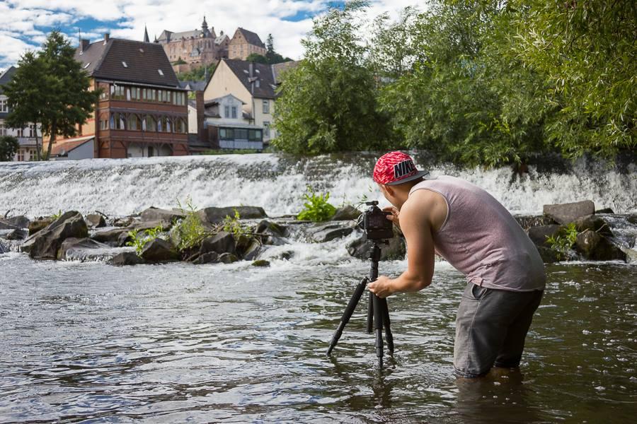 Moe testet das Feisol CT-3441SB in Marburg in der Lahn