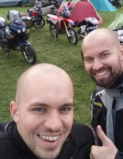 Moe mit Marius von Motogether