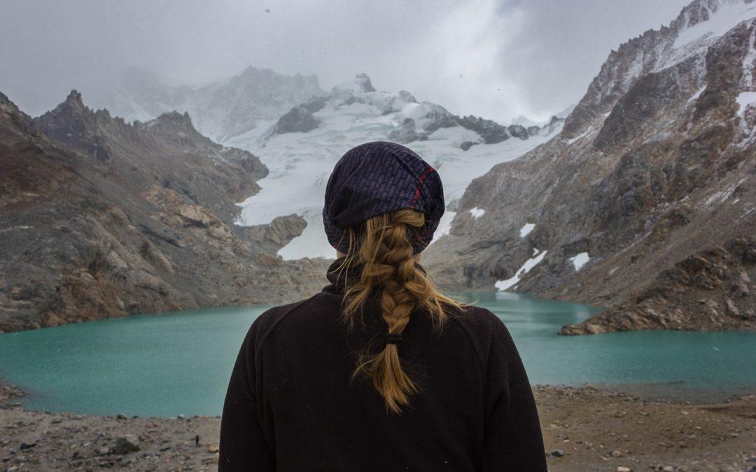 At Icy Peaks