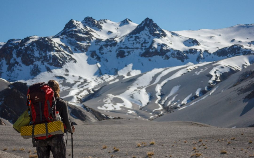 Expedition into the Andes II: Seeking the Path