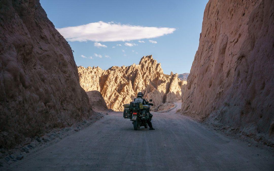 Entdeckungen in der argentinischen Hochwüste