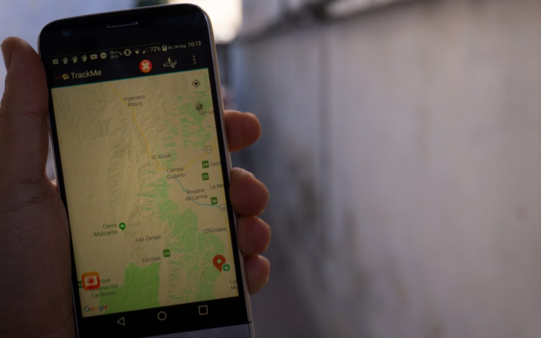 Tutorial: Android GPS-Tracking in WordPress mit TrackMe und Trackserver einrichten
