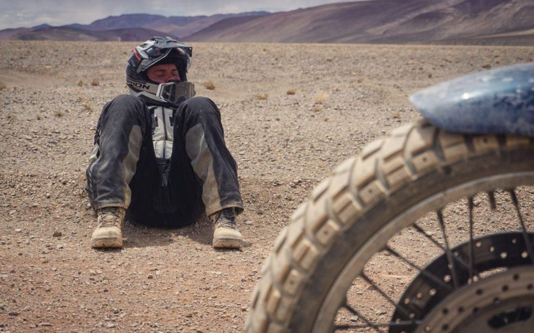 Unfreiwilliges Training für die Lagunenroute: Der Weg in die Atacama-Wüste