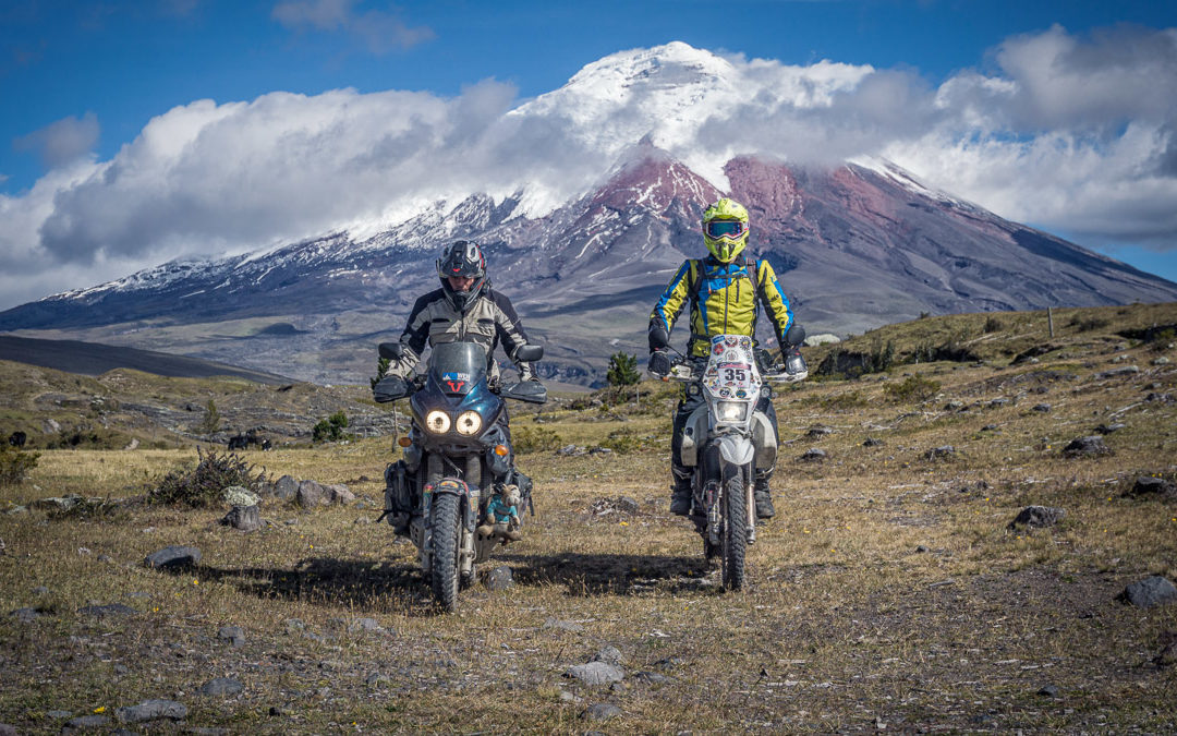 Ecuador – Tales of Motorcycle Travelers
