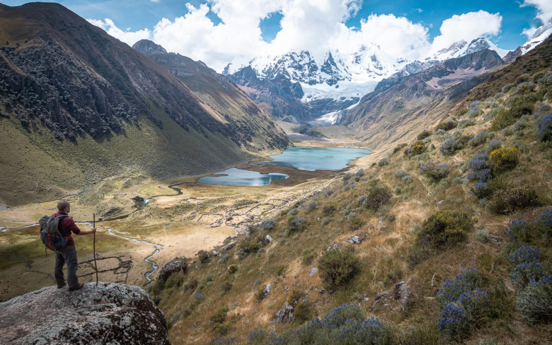 When the Mountains Are Calling: Eight Days in the Cordillera Huayhuash
