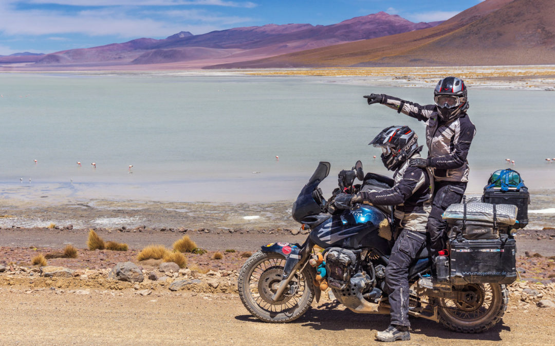 How much does a Trip Around the World by Motorcycle Cost?